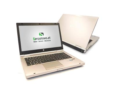 Notebook HP EliteBook 8470p i5-3210M 8GB 120SSD Windows 10