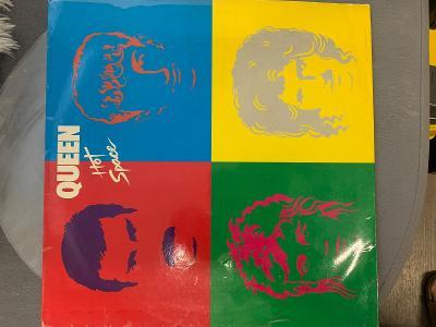 LP Queen - Hot Space
