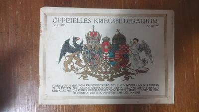 Válečne album 1.sv.války-1914-1916-Rakousko-Uhersko-Franz Joseph I