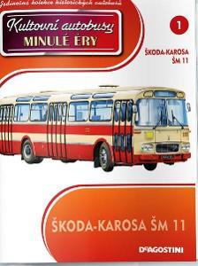 Kultovní autobus ŠKODA  KAROSA ŠM11