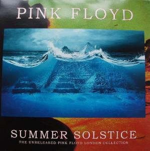 2 LP PINK FLOYD Summer Solstice Raritní !