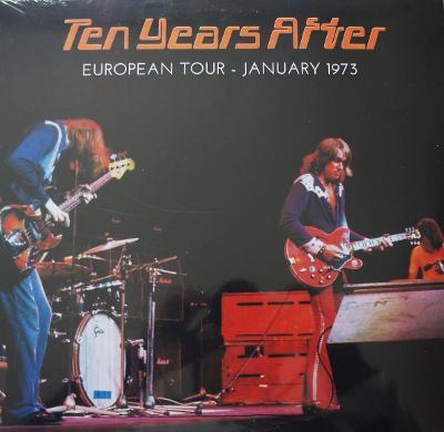 2 LP TEN YEARS AFTER Tour 1973 Raritní !