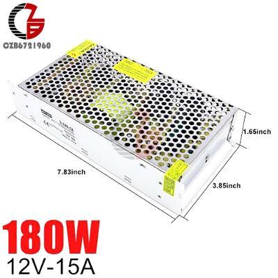 Spínamý zdroj pro LED pásek 220V - 12V 15A adaptér