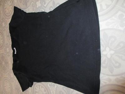 triko  černé