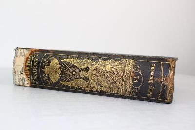 OTTŮV SLOVNÍK NAUČNÝ - KRÁSNÁ STAROŽITNÁ ilustrovaná encyklopedie 1893