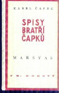 K.Čapek  - MARSYAS