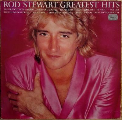 LP Rod Stewart - Greatest Hits, 1979