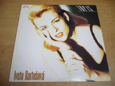 LP IVETA BARTOŠOVÁ / Top 13 (1992) SUPER STAV NM