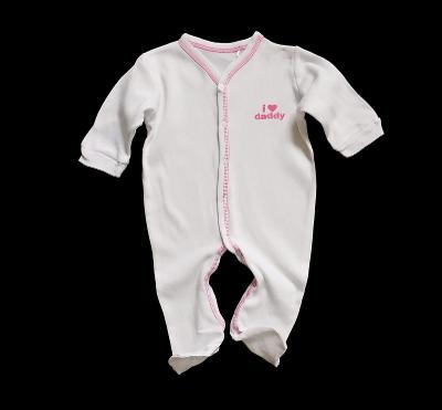 Bavlněné dupačky Avenue Baby 3-6m