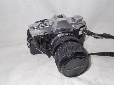 Starý fotoaparát Olympus
