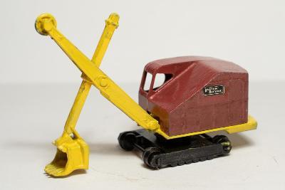 Matchbox Major Pack 04A - 1959 - Ruston Bucyrus Power Shovel