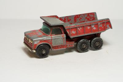 Matchbox RW 1966 - 48C - Dodge Dumper Truck