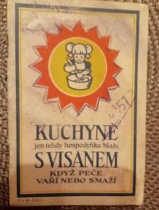Rare - Stará kuchařka - kuchyně s Visanem