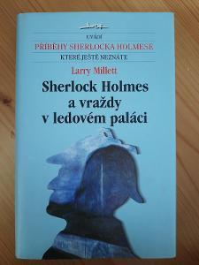 Sherlock Holmes a vraždy v ledovém paláci Sherlock Holmes