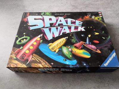 Společenská desková hra - Space Walk