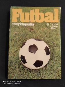 Futbal encyklopedia kniha / fotbal