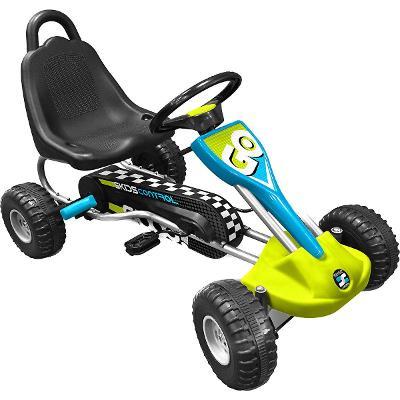 Šlapací motokára Stamp Go Kart Skids Control /B055