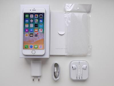 APPLE iPhone 6S 32GB Silver - ZÁRUKA 12 MĚSÍCŮ - KOMPLETNÍ BALENÍ