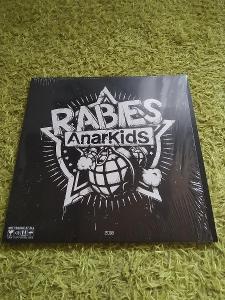 LP  Rabies  – AnarKids !!!První vydání !!!