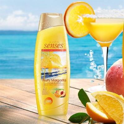 Krémový sprchový gel Fruity Margarita