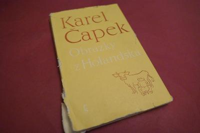Karel Čapek: Obrázky z Holandska