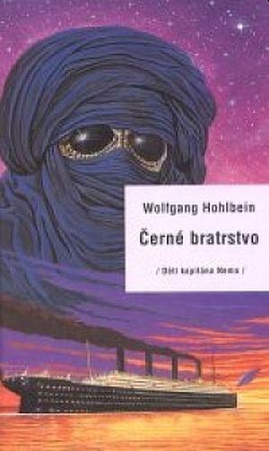 Wolfgang Hohlbein Černé bratrstvo ilustrace Milan Fibiger
