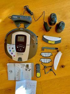 Robotický vysavač Hoover Robo3Com