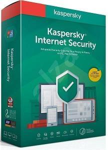 Kaspersky Internet Security 2021 3 PC / 2 ROKY + FAKTURA