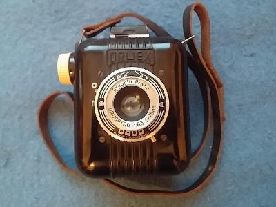 Historický fotoaparát Druex