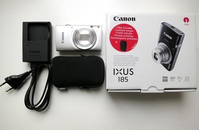 Nový fotoaparát CANON IXUS 185