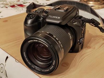 Fujifilm Finepix S200 EXR, KRÁSNÝ STAV