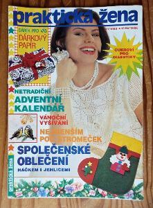 ČASOPIS PRAKTICKÁ ŽENA - ROČNÍK 1993 - ČÍSLO 11 - VYNIKAJÍCÍ STAV