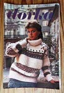 ČASOPIS DORKA - ROČNÍK 1988 - ČÍSLO 1 - NEPOŠKOZENÝ - JAKO NOVÝ
