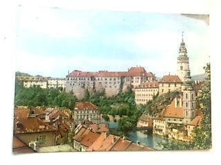 Pohled Český Krumlov, č.73751