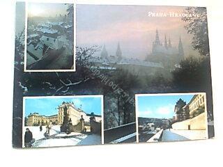 Pohled Praha Hradčany, zima, č.73761