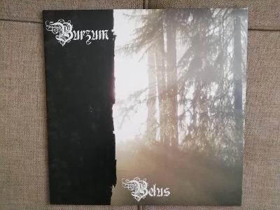 2xLP Burzum – Belus (bílé vinyly)