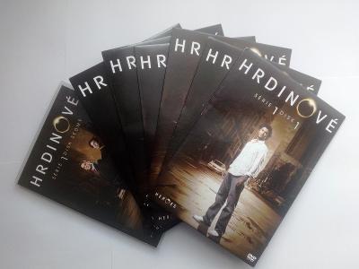 DVD kolekce kompletní 1.série seriálu Hrdinové (HEROES) 7DVD
