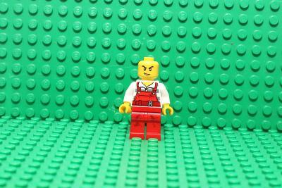 LEGO figurka: Zloděj 1