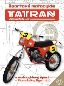 Kniha Športové motocykle TATRAN