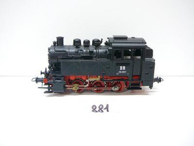 H0 lokomotiva 80 Roco - 21x foto v textu ( 881 )