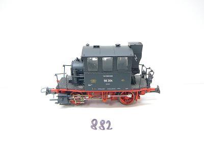 H0 lokomotiva 98 Roco - 22x foto v textu ( 882 )