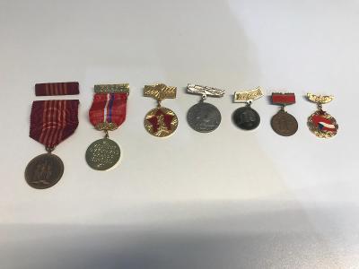 Sbírka československých a sovětských komunistických odznaků