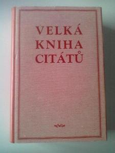 Velká kniha citátů