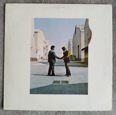 LP PINK FLOYD - WISH YOU WERE HERE(1975) GER Press EX+ TOP STAV!
