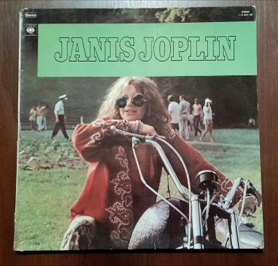 LP Deska Janis Joplin