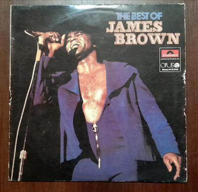 LP Deska James Brown Tche best of