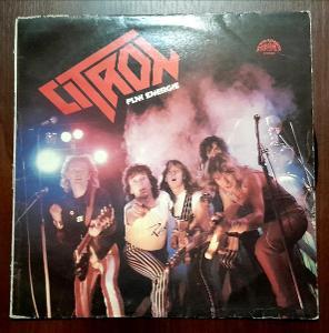 LP Deska Citron