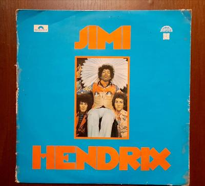 LP Deska Jimi Hendrix