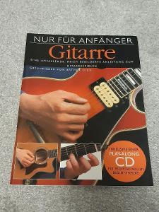 Kytara pro začátečníky v němčině