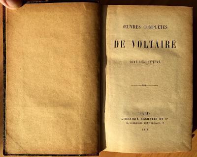 De Voltaire - Filozofický slovník (Dictionaire philosophique)